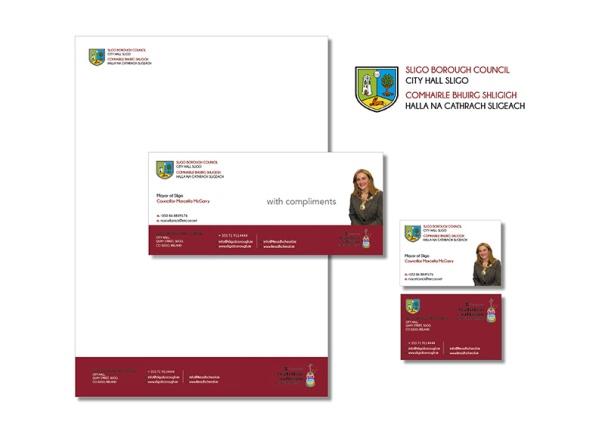 Sligo Council, Mayor of Sligo, Stationery Suite