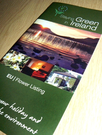Green Box Tourism Brochure