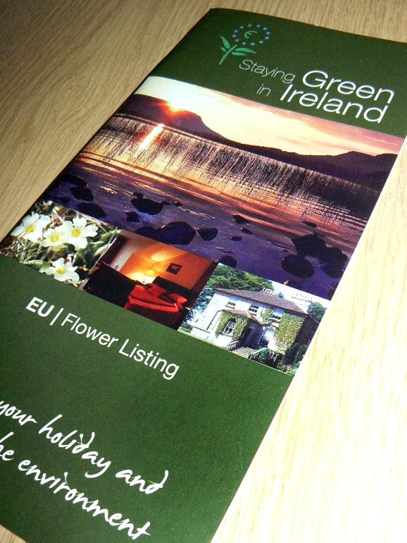 Green Box Tourism Brochure