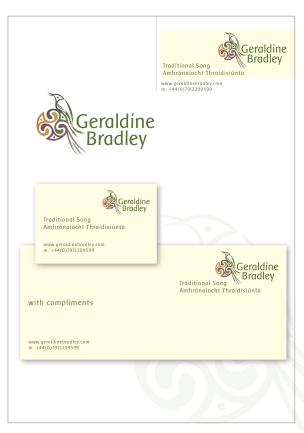 Logo and Stationery, Armagh