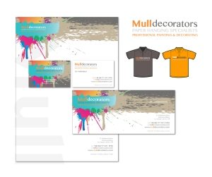 Mull Decorators, Co Antrim Painting & Decorating Company
