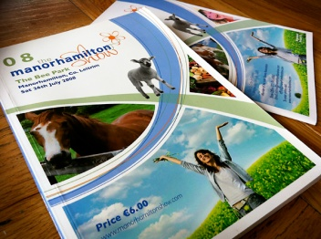 Agricultural Show Co leitrim Booklet and Events Schedule