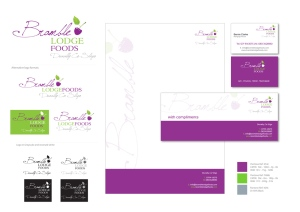 Bramble Lodge Foods, Complete Brand and Retail Packaging, Sligo