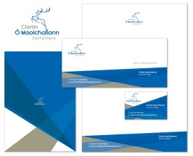 Brand Concept for Belfast Based Solicitor Office
