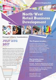 North West Business Development program